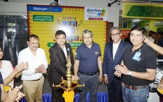 वालमार्ट इंडिया ने भारत में अपना 25वां कैश एंड कैरी स्टोर खोला